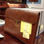 Briefcase of ESJ